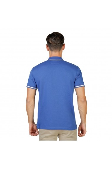 Tricou Polo Oxford University TRINITY-POLO-MM-ROYAL albastru