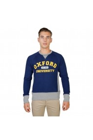 Bluza Oxford University OXFORD-FLEECE-RAGLAN-NAVY bleumarin