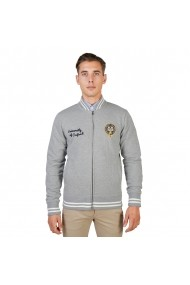 Jacheta sport Oxford University OXFORD-FLEECE-TEDDY-GREY gri