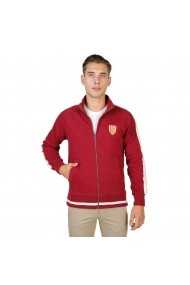 Jacheta sport Oxford University ORIEL-FULLZIP-RED rosu