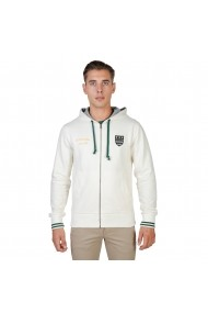 Jacheta Oxford University MAGDALEN-HOODIE-CREAM crem