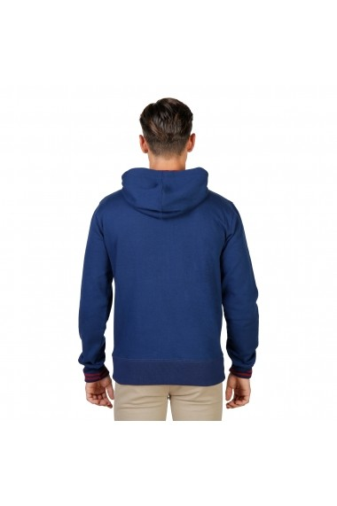 Hanorac Oxford University ORIEL-HOODIE-NAVY bleumarin