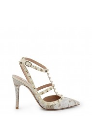 Valentino Magassarkú cipő LW2S0393CTR_445 Fehér