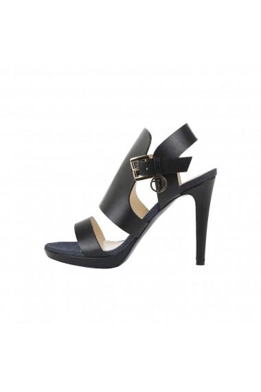Sandale cu toc Trussardi 79S002 19 NERO negru