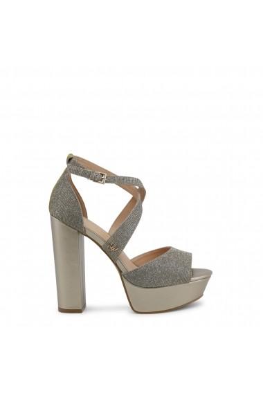 Sandale cu toc Blu Byblos FLARED_682357_ORO Rosu