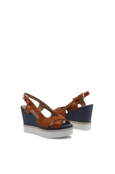 Sandale cu toc Blu Byblos DAILY_682347_ARANCIO