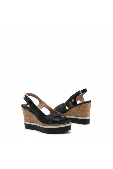 Sandale cu toc Blu Byblos DAILY_682346_NERO Maro
