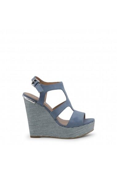 Sandale cu toc Blu Byblos COVERED_682321_AZZURRO Rosu
