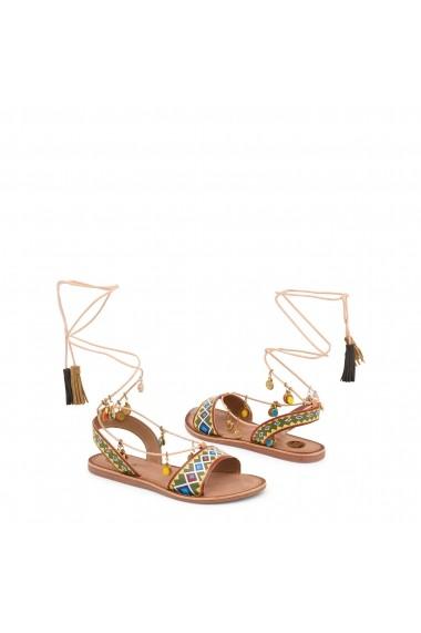 Sandale plate Gioseppo HAIMI 40517 CUOIO