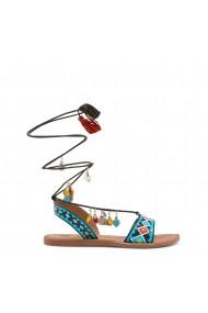 Sandale plate Gioseppo HAIMI 40517 NERO