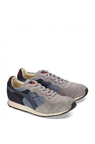 Pantofi sport Diadora Heritage TRIDENT_S_SW_C6360_BLU Albastru