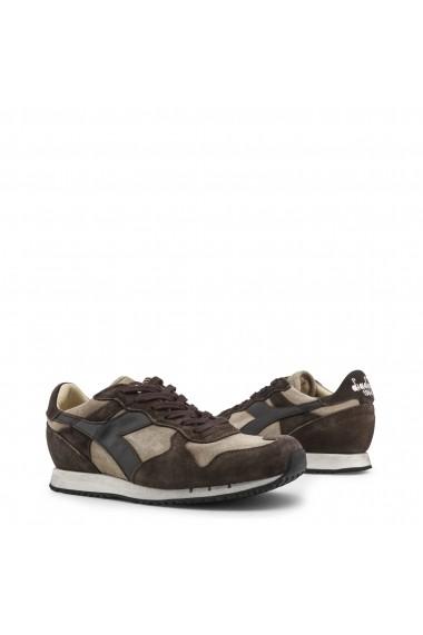 Pantofi sport Diadora Heritage TRIDENT_S_SW_C7155_MARRONE Maro