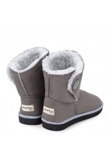 Ghete Antarctica SINGLE S124GRY GREY Gri - FashionUP! a9c8cc1d78