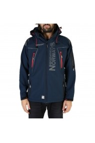 Jacheta Geographical Norway Techno_man_navy Bleumarin