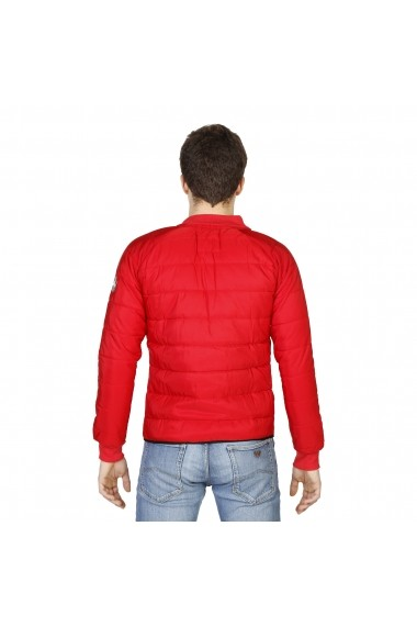 Jacheta Geographical Norway Compact_man_red rosu