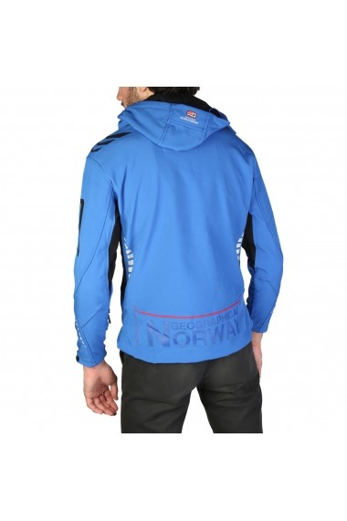 Jacheta Geographical Norway Renade_man_royalblue Albastru