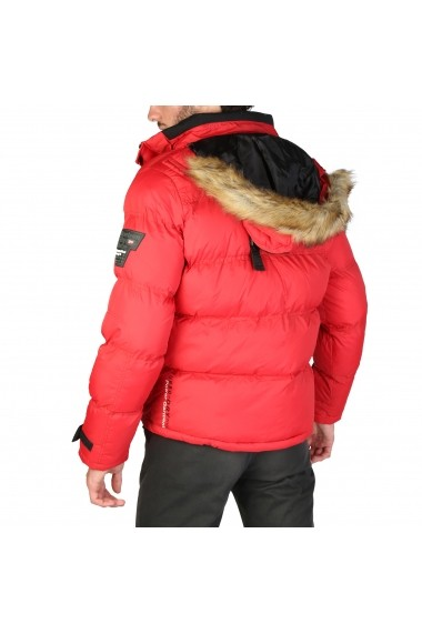 Jacheta Geographical Norway Bonap_man_red - els