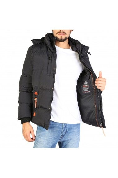 Geaca Geographical Norway Verveine man black Negru