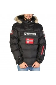 Jacheta Geographical Norway Brice_man_black Negru - els