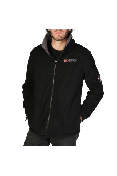 Pulover Geographical Norway Tamazonie_man_black-dgrey - els