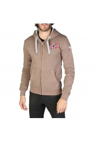 Pulover Geographical Norway Glacier_man_taupe Maro
