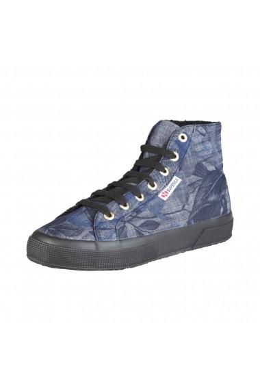 Pantofi sport Superga S009ZN0_2795_A47_BLUEFLOWER fucsia