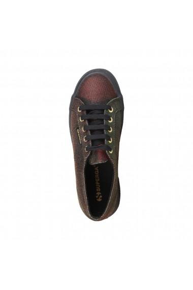 Pantofi sport Superga S009Y40 2750 905 FULLMETALBLACK Multicolor