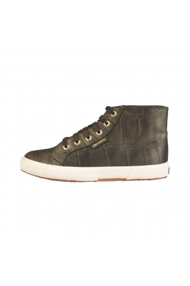 Pantofi sport Superga S009Y20_2095_272_BRONZEGREEN verde
