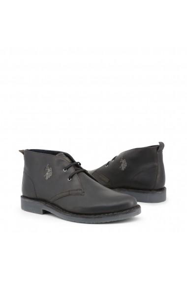 Pantofi U.S. Polo ASSN. MUST3119S4_L19_BLK Negru - els