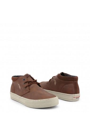 Pantofi U.S. Polo ASSN. GALAN4143W8_Y1_BRA Maro - els