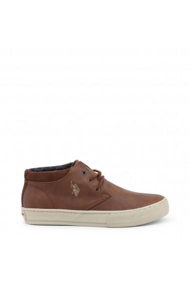 Pantofi U.S. Polo ASSN. GALAN4143W8_Y1_BRA Maro