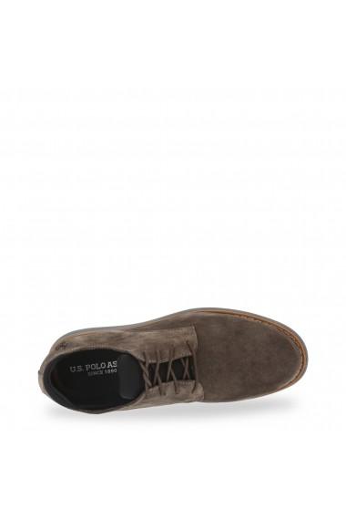 Pantofi US Polo ASSN YAGI4079W8_S1_TAU Maro