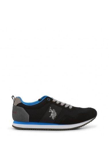 Pantofi sport U.S. Polo ASSN. NOBIL4226S8_HN1_BLK