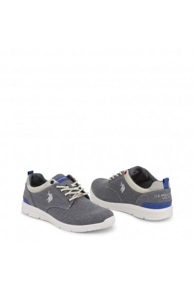 Pantofi sport U.S. Polo ASSN. WALDO4004W7_C1_GREY