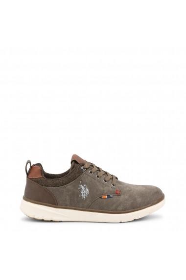Pantofi sport U.S. Polo ASSN. YGOR4082W8_Y1_BRW Maro