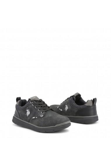 Pantofi sport U.S. Polo ASSN. YGOR4082W8_Y1_BLK Negru - els