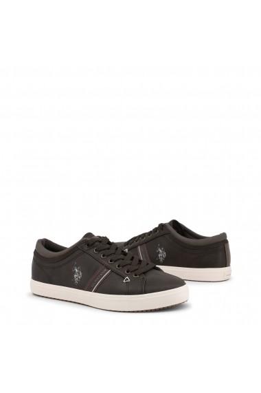 Pantofi sport U.S. Polo ASSN. WOUCK7108W8_Y1_DKBR Maro
