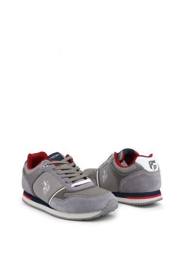 Pantofi sport U.S. Polo ASSN. FLASH4132W8_SN1_GREY Gri