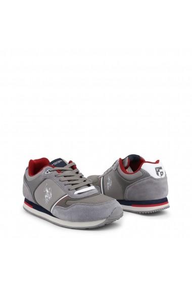 Pantofi sport U.S. Polo ASSN. FLASH4132W8_SN1_GREY Gri - els