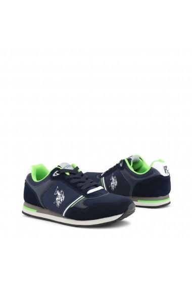 Pantofi sport U.S. Polo ASSN. FLASH4132W8_SN1_DKBL Bleumarin - els