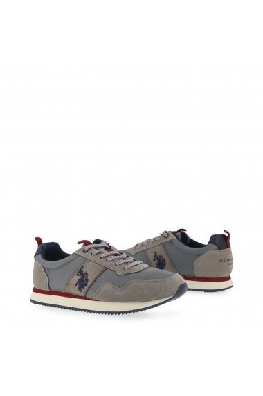 Pantofi sport US Polo ASSN NOBIL4215S8_HN2_GREY Gri