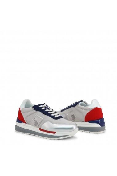 Pantofi sport U.S. Polo Assn. CHER4195S0_SY1_WHI-BLU