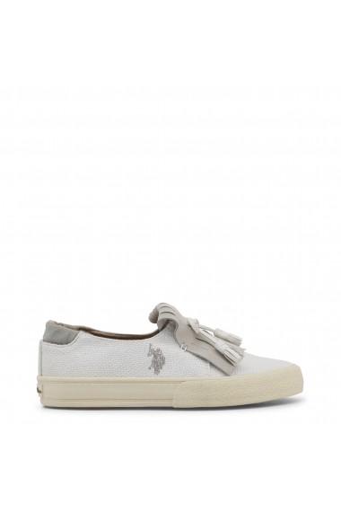 Pantofi sport U.S. Polo ASSN. GALAD4128S8_T1_WHI
