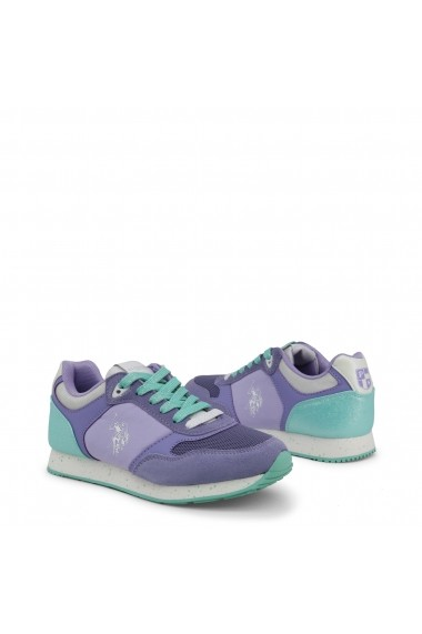 Pantofi sport U.S. Polo ASSN. FREE4030S8_LT1_LIL-AQUA
