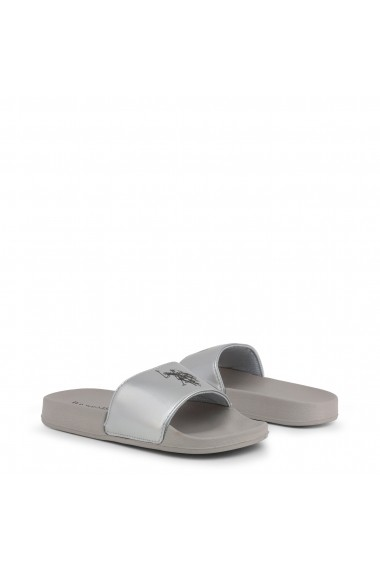 Papuci U.S. Polo Assn. IVY4106S0_Y1_GREY-SIL