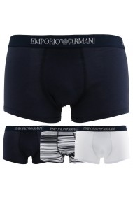 EMPORIO ARMANI Boxeralsó 3PACK_7P722_43935_DARKBLUE