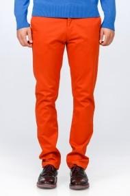 Pantaloni lungi Be You strech caramizii
