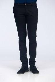 Pantaloni pentru barbati Be You slim fit negri