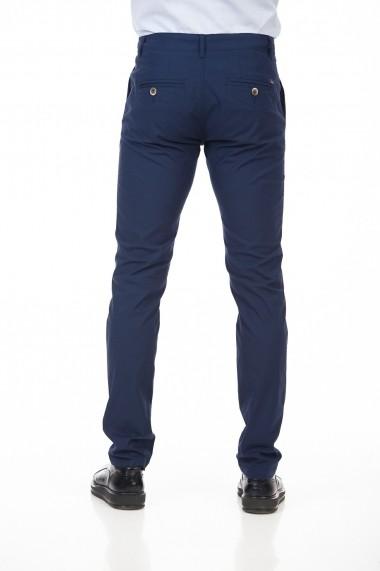 Pantaloni BE YOU 3326 Bleumarin