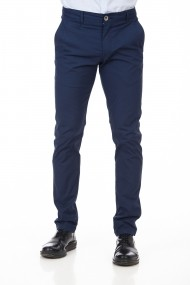 Pantaloni BE YOU 3326 Bleumarin